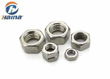 Hex Head Nuts